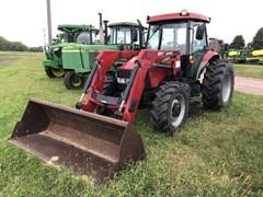 Tractor For Sale 2009 Case IH Farmall 95 , 90 HP
