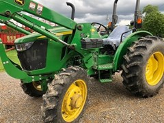 Tractor - Utility For Sale 2015 John Deere 5055E , 55 HP