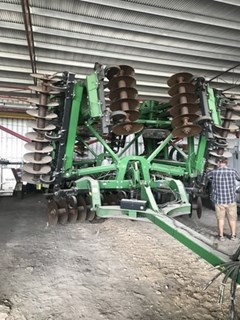 Disk Harrow For Sale 2016 John Deere 2620