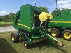 Baler-Round For Sale:  2011 John Deere 854 Silage Special