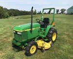 Tractor For Sale1999 John Deere 790, 30 HP