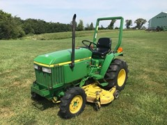 Tractor For Sale 1999 John Deere 790 , 30 HP