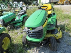Lawn Mower For Sale 2013 John Deere X300 , 19 HP
