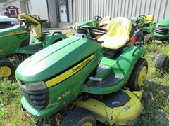 Lawn Mower For Sale 2007 John Deere X500 , 25 HP
