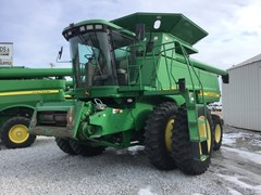 Combine For Sale 2004 John Deere 9660 STS