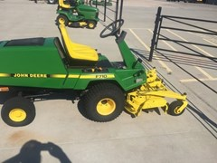 Commercial Front Mowers For Sale 1993 John Deere F710