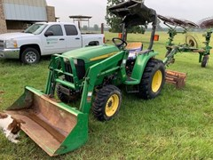Tractor For Sale 2010 John Deere 3038E , 37 HP