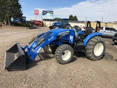Tractor - Compact For Sale 2015 New Holland BOOMER 41 , 40 HP