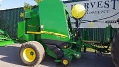 Baler-Round For Sale:  2017 John Deere 854 Silage Special