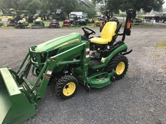 Tractor For Sale 2016 John Deere 1025R , 24 HP