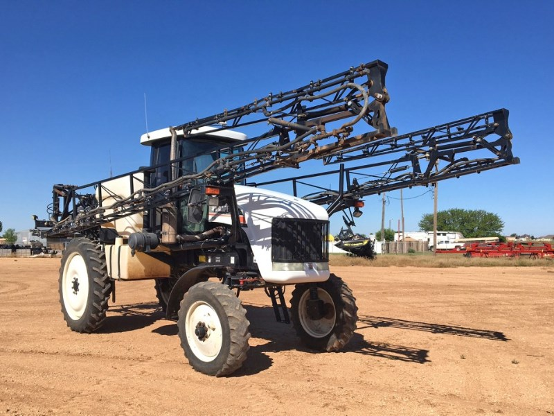 2007 Spra-Coupe 7450 Sprayer-Self Propelled For Sale