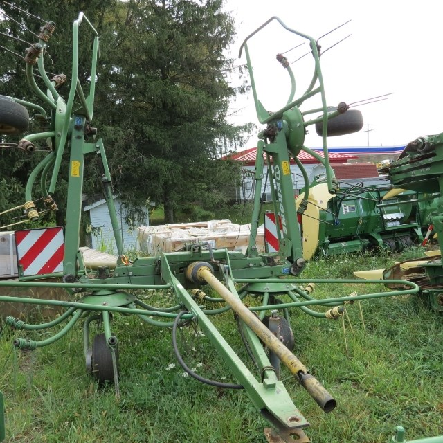 2003 Krone KW5.50T Tedder For Sale