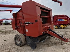 Baler-Round For Sale 2008 Hesston 5556