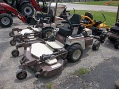 Zero Turn Mower For Sale 2015 Grasshopper 727K , 27 HP