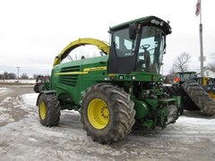 Forage Harvester-Self Propelled For Sale 2009 John Deere 7550