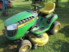 Lawn Mower For Sale 2015 John Deere D110 , 17 HP