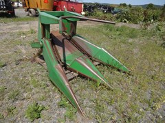 Header-Corn For Sale John Deere 2 Row