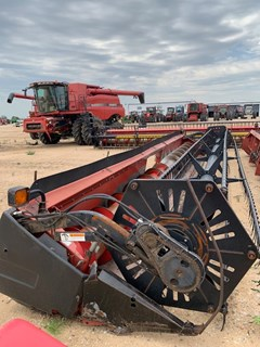Header-Auger/Rigid For Sale 1996 Case IH 1020