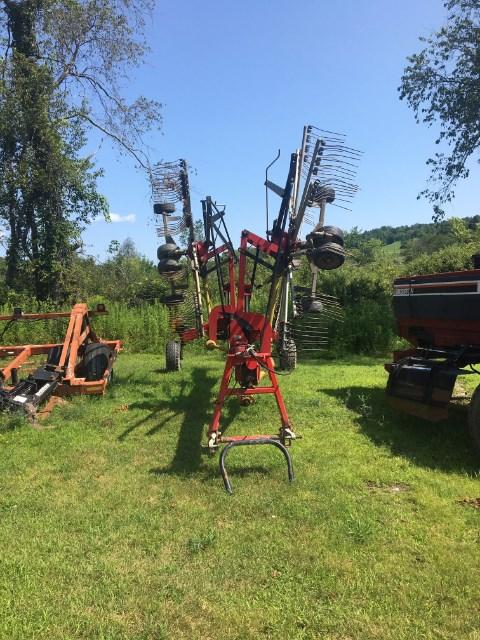 2014 Massey Ferguson RK3855 Hay Rake-Rotary For Sale