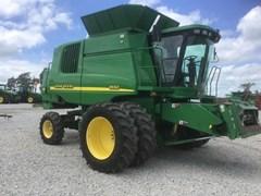 Combine For Sale 2001 John Deere 9550