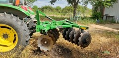 Disk Harrow For Sale John Deere DH1396
