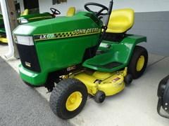 Riding Mower For Sale 1997 John Deere LX178