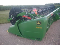 Header For Sale 2018 John Deere 635FD
