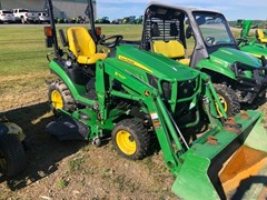 Tractor For Sale:  2016 John Deere 1025R , 25 HP