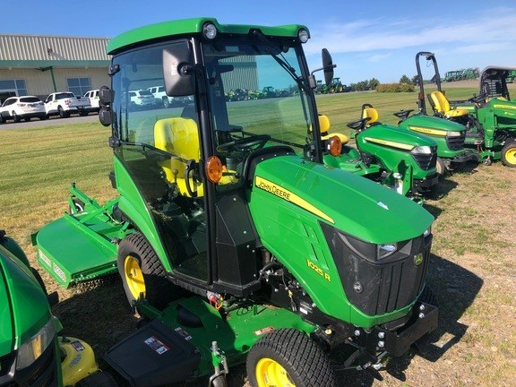 2018 John Deere 1025R Tractor For Sale