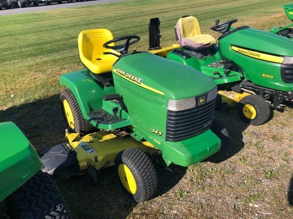 1999 John Deere 345 Riding Mower For Sale