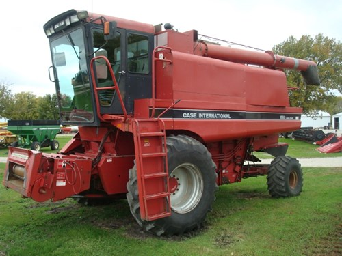 Combine For Sale:  1991 Case IH 1660