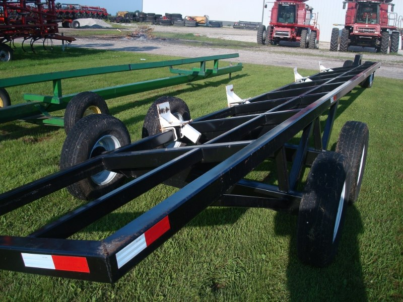 INDUSTRIASAMERICA 435 Header Trailer For Sale