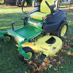 Zero Turn Mower For Sale 2012 John Deere Z665 , 24 HP