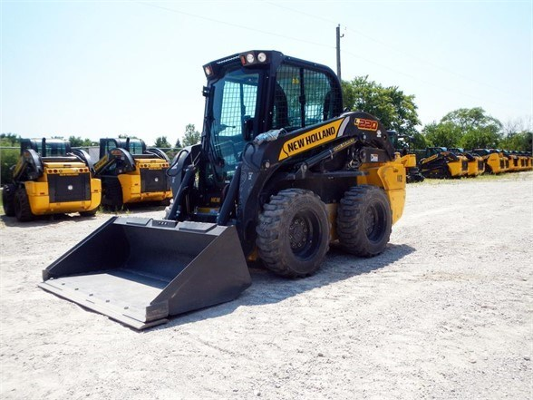 2019 New Holland L220 Skid Steer