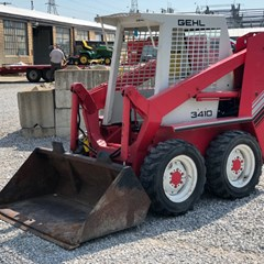 1987 Gehl 3410 Skid Steer For Sale » Wellington Implement, Ohio