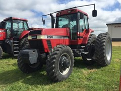 Tractor For Sale 1993 Case IH 7220 , 172 HP