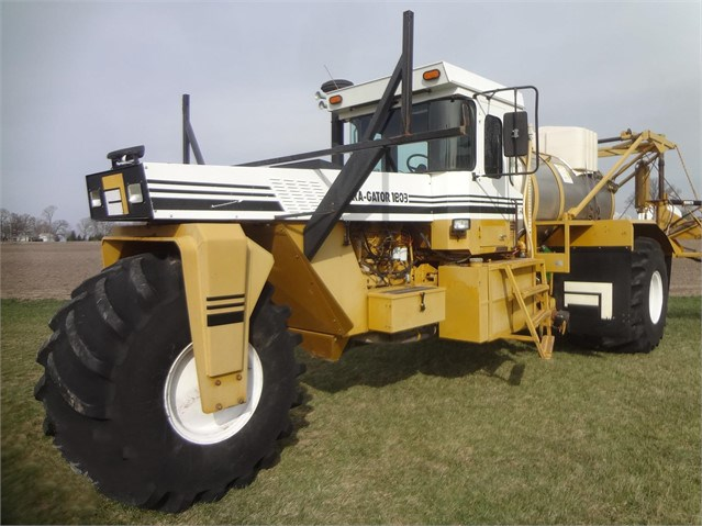1994 Terra-Gator 1803 Floater/High Clearance Spreader For Sale