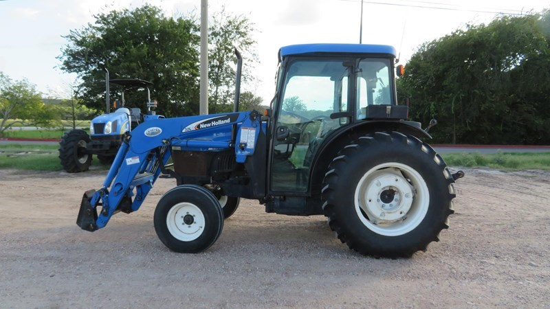 2004 New Holland TN65D Tractor For Sale