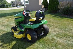 Riding Mower For Sale 2018 John Deere X350 , 18 HP