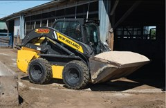 Skid Steer For Sale New Holland L228T4B-CAB