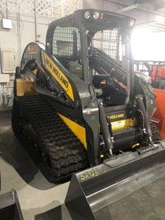 Skid Steer-Track For Sale New Holland C232P