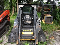 Skid Steer-Track For Sale 2014 New Holland C232