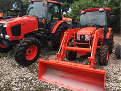 Tractor For Sale Kubota L4760HSTC , 45 HP