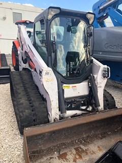 Skid Steer-Track For Sale 2016 Bobcat T770