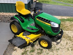 Riding Mower For Sale 2015 John Deere D170 , 26 HP