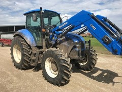 Tractor For Sale 2014 New Holland T5.105 EC , 105 HP