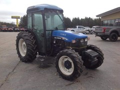 Tractor For Sale 2003 New Holland TN95F , 90 HP