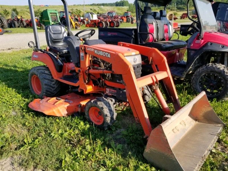 2004 Kubota BX1500 Tractor For Sale