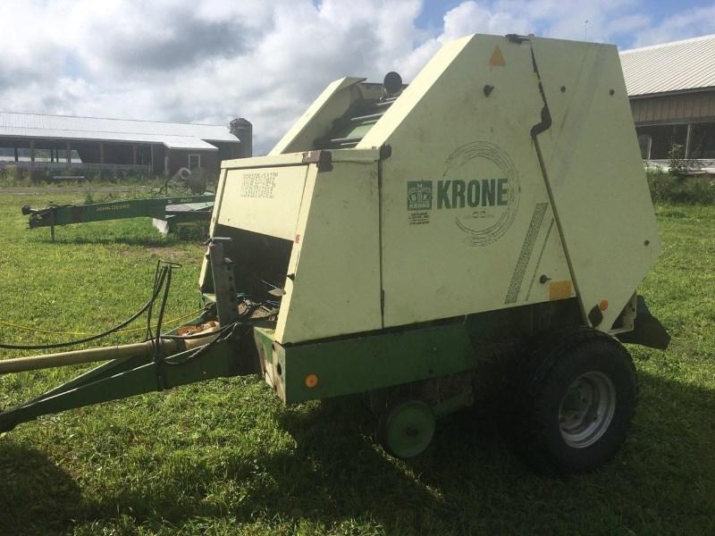 1995 Krone KR160 Baler-Round For Sale