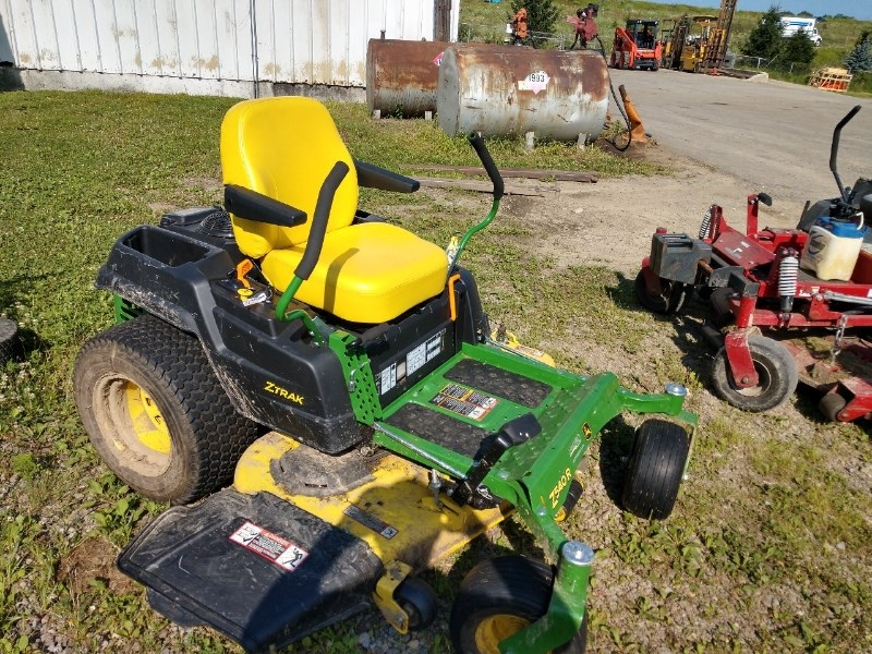 2017 John Deere Z540R Zero Turn Mower For Sale